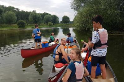 zomerkamp-kano