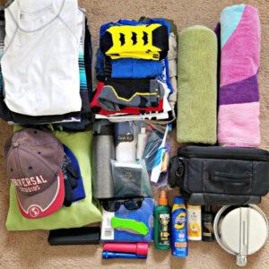 Paklijst-zomerkamp-Nederland
